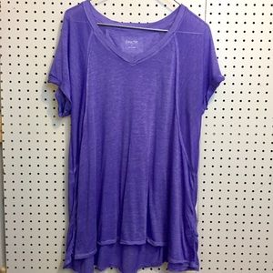 Calvin Klein Sheer Performance Soft Tshirt Tee L